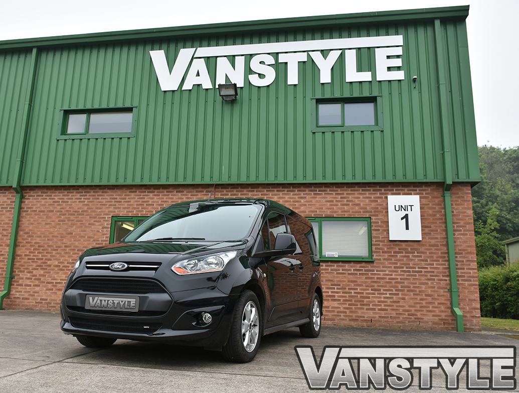 Vanstyle Sports Upper Grille - Ford Connect 14>