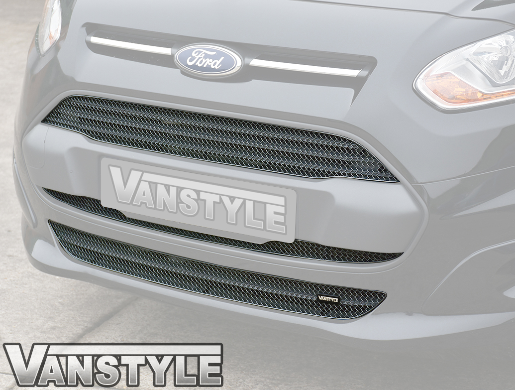 Vanstyle Sport Full Grille Set - Ford Connect 14>