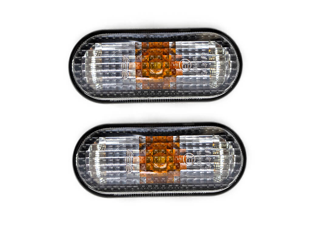 Side Repeaters, Genuine VW Smoked Style - T5, Caddy, Amarok