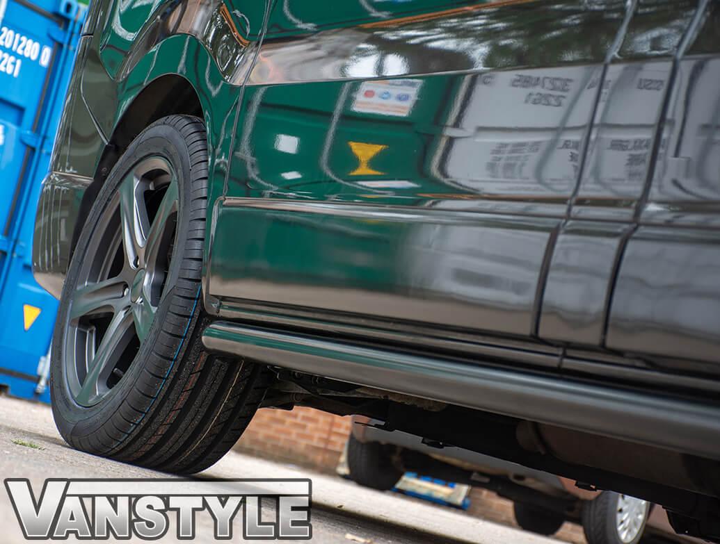 """Calibre Tourer 18\"""" Gun Metal Alloy Wheels & Tyres"""