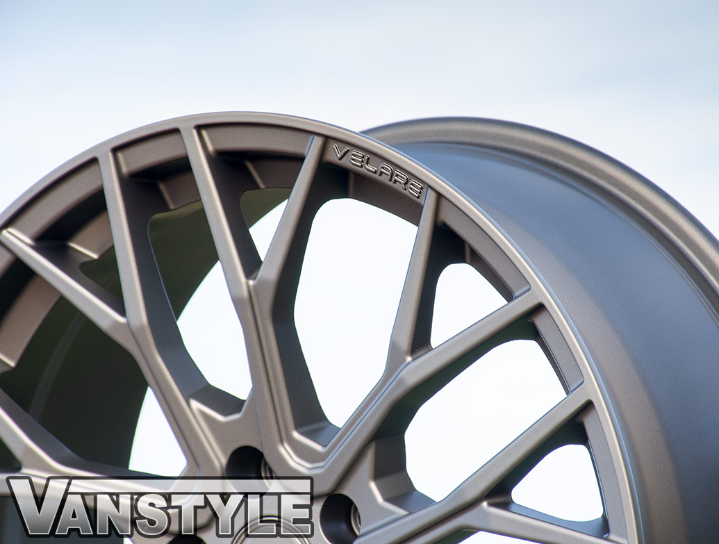 """Velare VLR08 20\"""" Satin Bronze Load Rated Alloy Wheels - T5 T6"""
