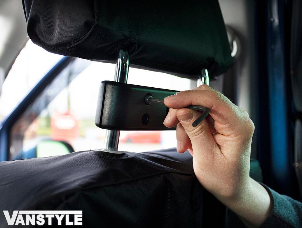 Genuine VW Bag Hook + Base Support Bracket Travel & Comfort