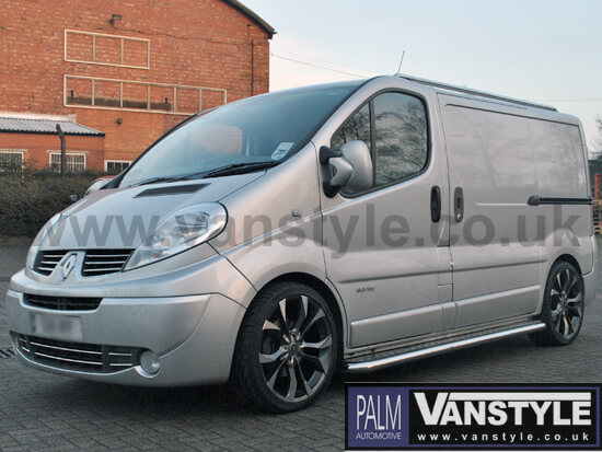 Vs Styling Roof Rails Set Vivaro Trafic Primastar Vanstyle