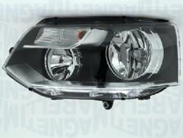 VW T5 Transporter 2010> OE Quality Replacement Headlamp H7+H1