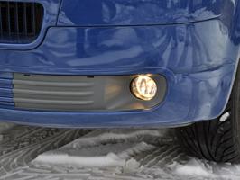 Fog Light Upgrade Kit VW T5 Transporter 03-09