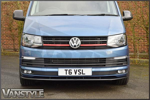 VW T6 2015> Aftermarket DRL Kit